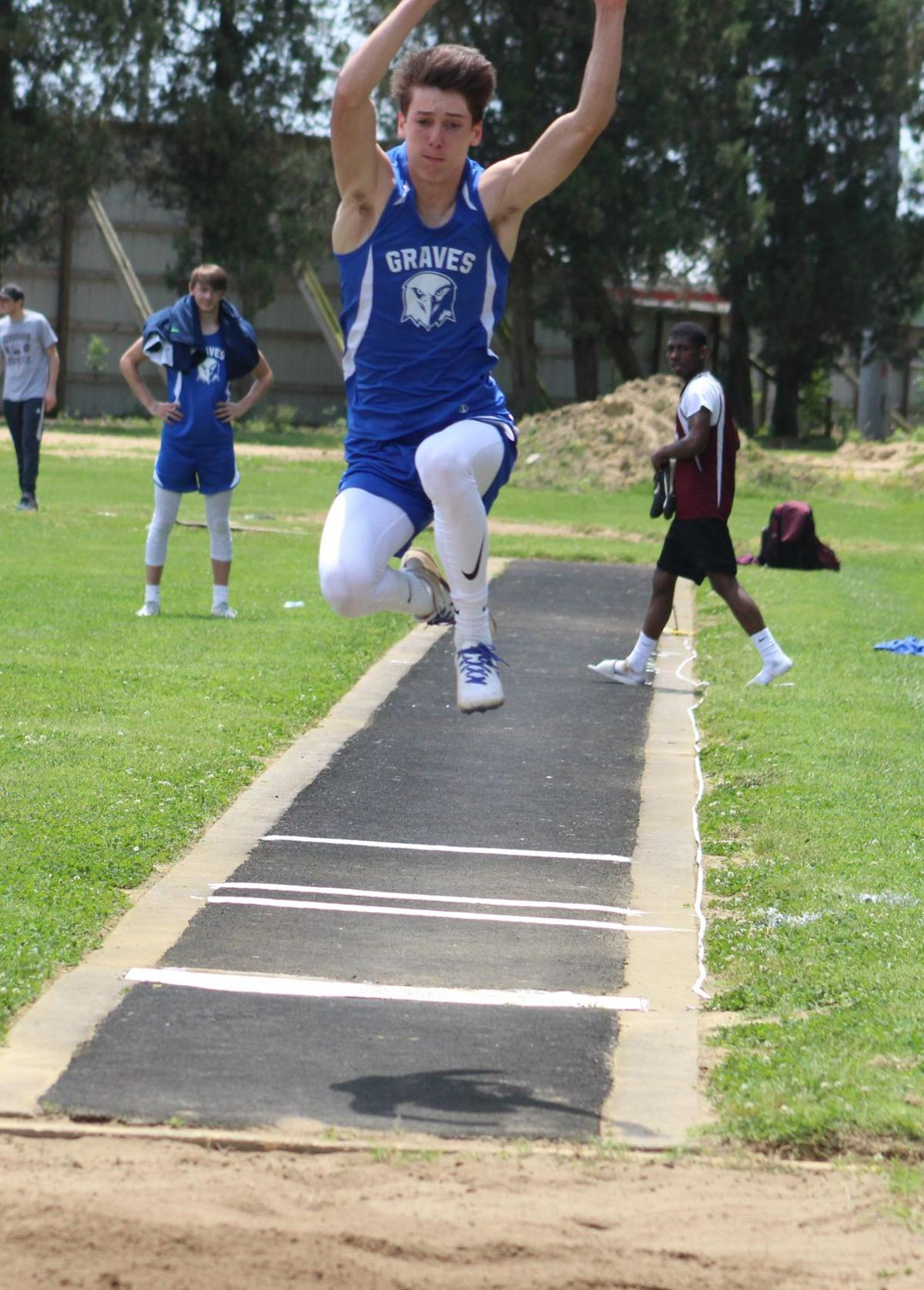 Madding heading to state in jumps