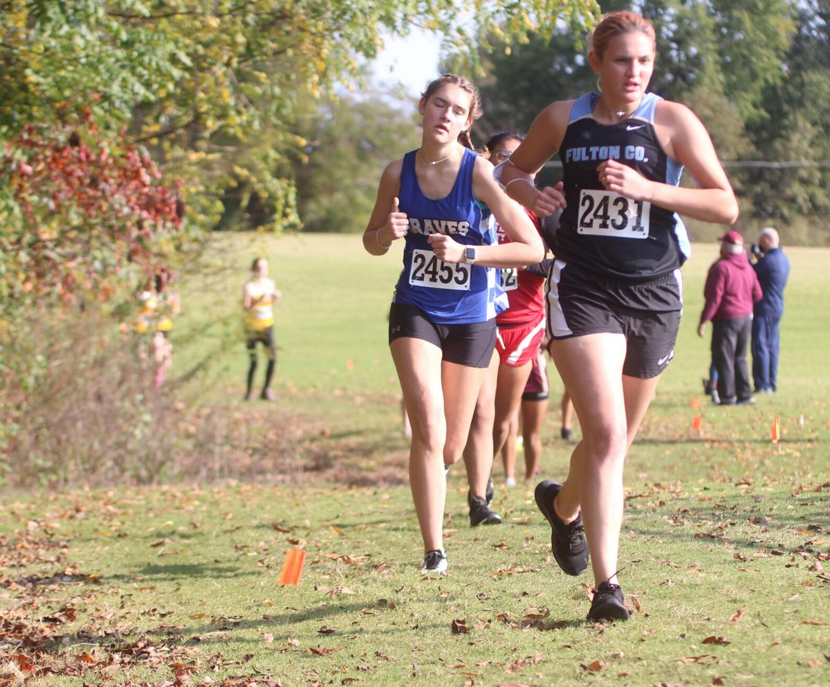Graves County XC wins own Eagle Classic