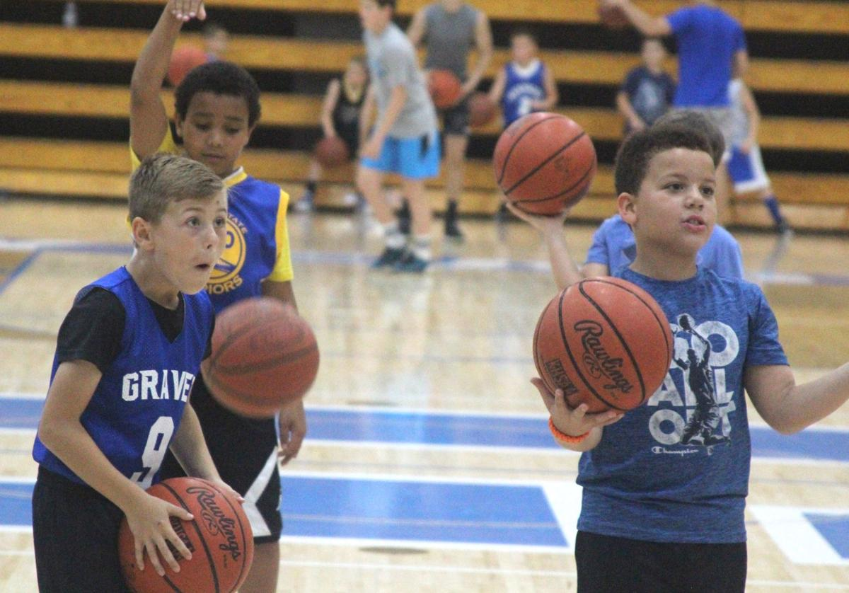 Graves County Basketball Camps
