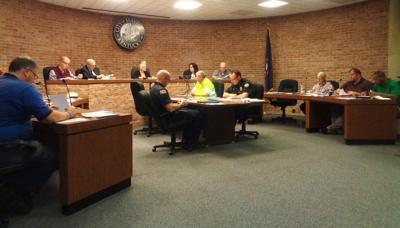 City council approves equipment, unbudgeted parks expenses