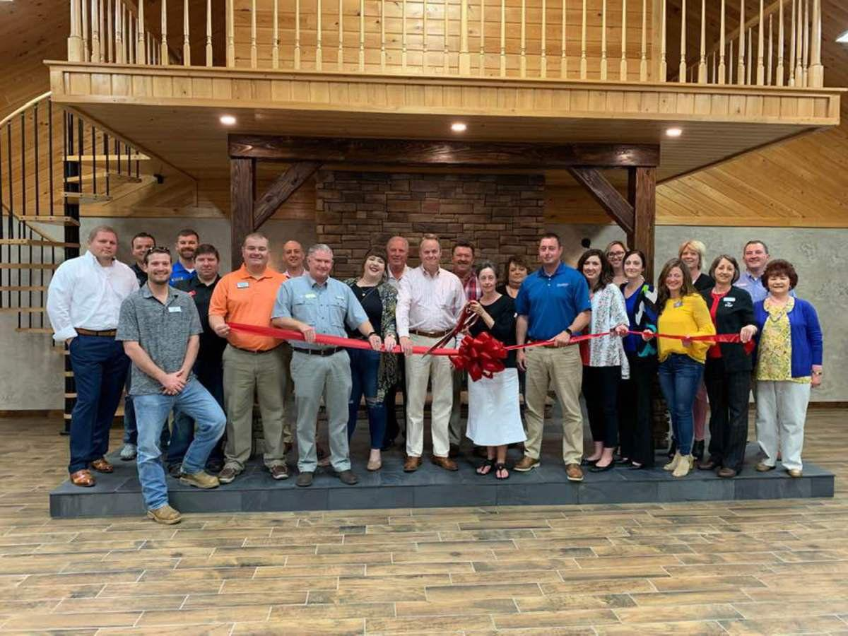 Hickory Place opens new event space