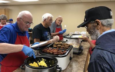 Calvary United Methodist to mark 11 years of breakfast ministry