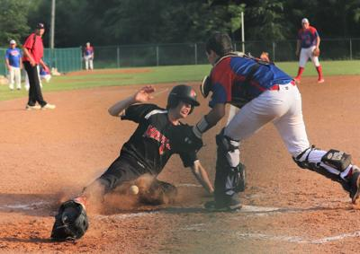Guthrie slides in safe