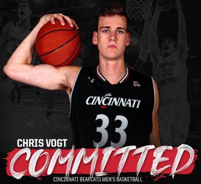 Former Graves big man Vogt announces he's transferring to Cincinnati