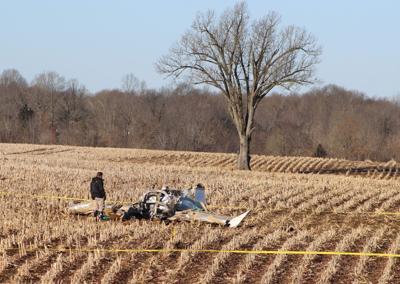 Pilot in fatal crash was Paducah doctor