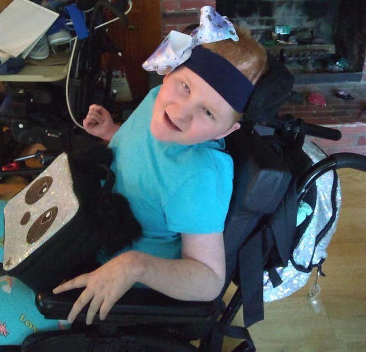 Alivia's Fight A year after truck-bicycle wreck, 10-year-old battles toward recovery