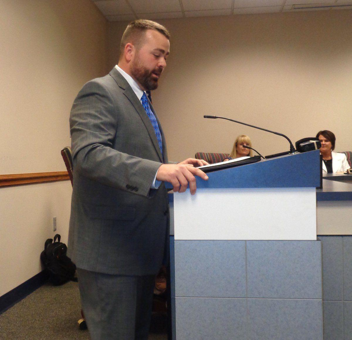 Graves names Madding as new superintendent