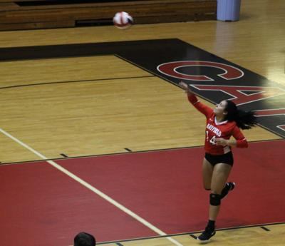 Lady Cards vs. Hickman County