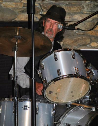 Local drummer's beat goes on