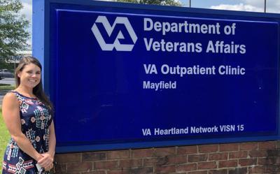 Field representative here to help veterans