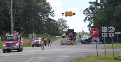 Second fatal wreck occurs next day on same highway PHOTO