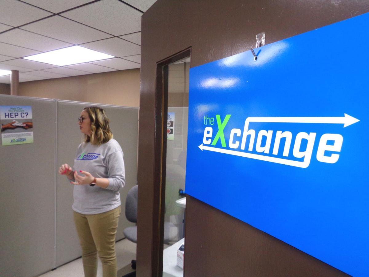 Needle exchange program - photo 2