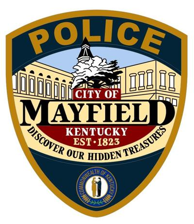 Mayfield Police Department logo