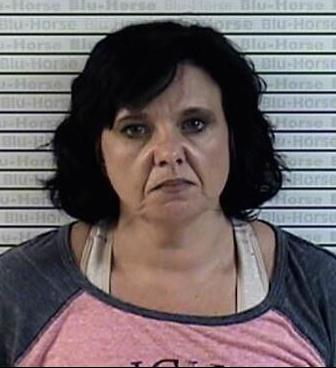 Water Valley woman arrested after pursuit