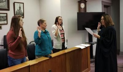 CASA volunteers sworn in to advocate for local youth