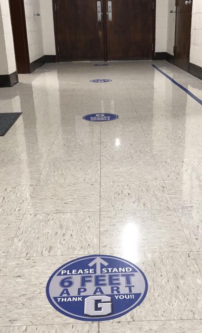 Graves schools floor photo