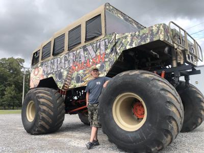 Monster Truck Wars rumbles into fairgrounds Saturday