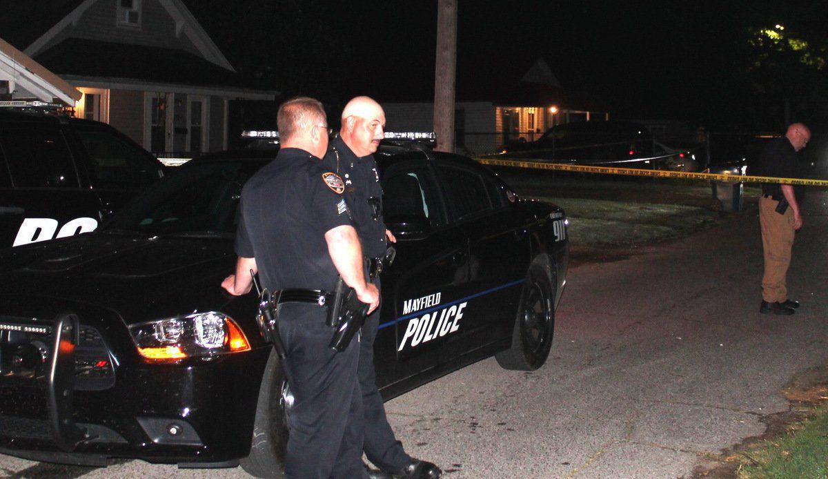 Mayfield drive-by shooting victim dies at Deaconess