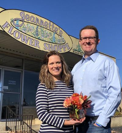 Familiar faces new to longstanding flower shop