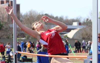 Jumper Nanney sets sights high at Mayfield