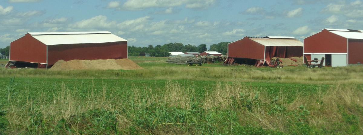Moved barns