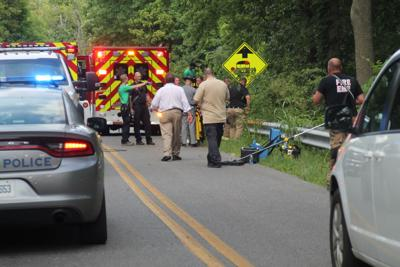 Tuesday afternoon wreck claims life - photo