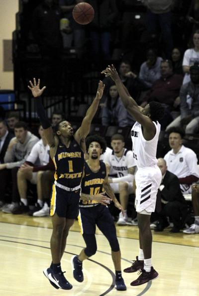 Cook's 3 lifts Missouri State over Racers, 71-69