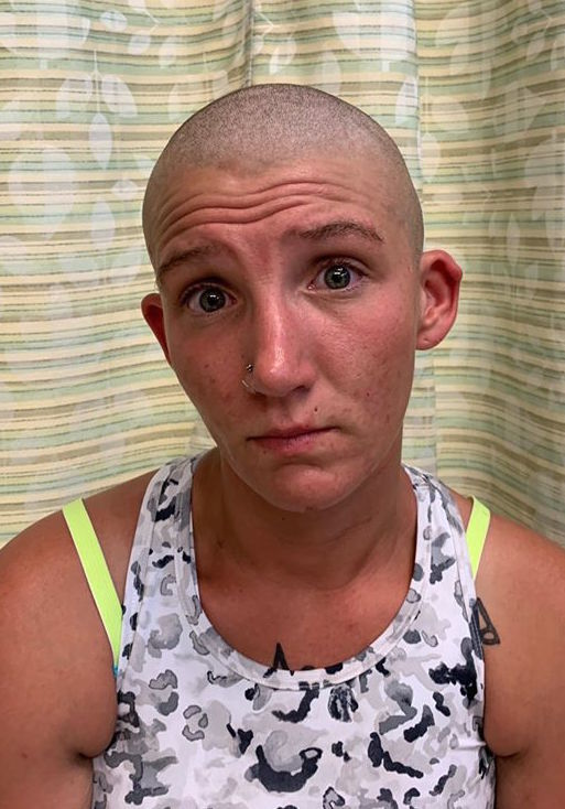 Tennessee woman nabbed after wild ride around county - mug