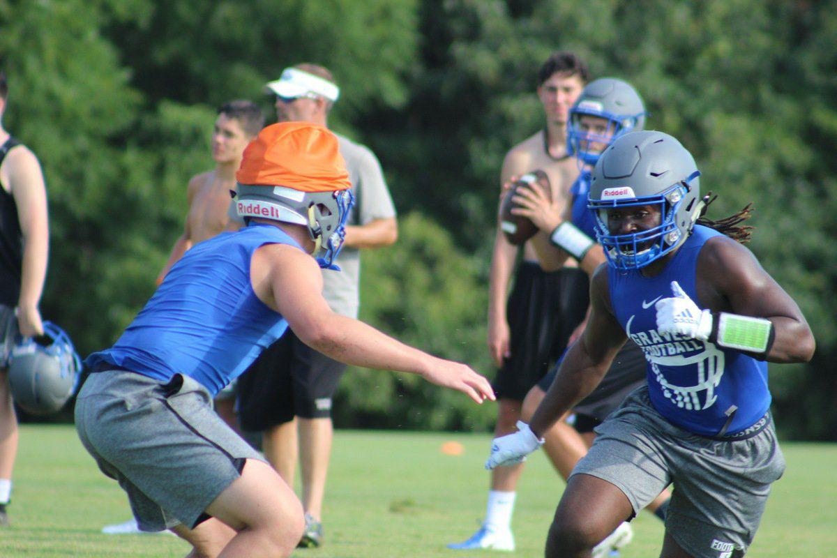 New coach, new beginning for Graves County football