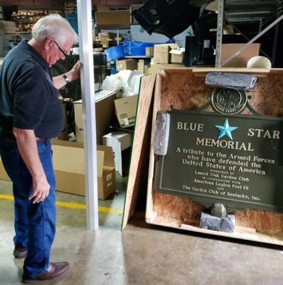 New Mayfield memorial honors veterans, families