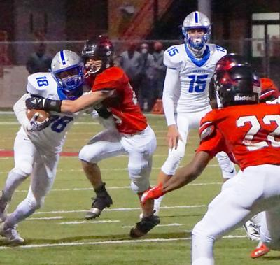 Owensboro stops Graves County, 42-21 - photo 1