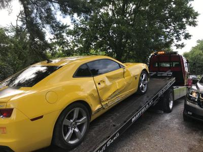 Tennessee woman nabbed after wild ride around county - photo