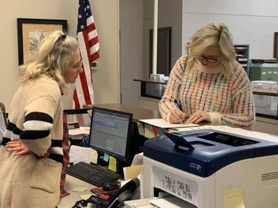 Carr, Jackson seeking seats on City Council