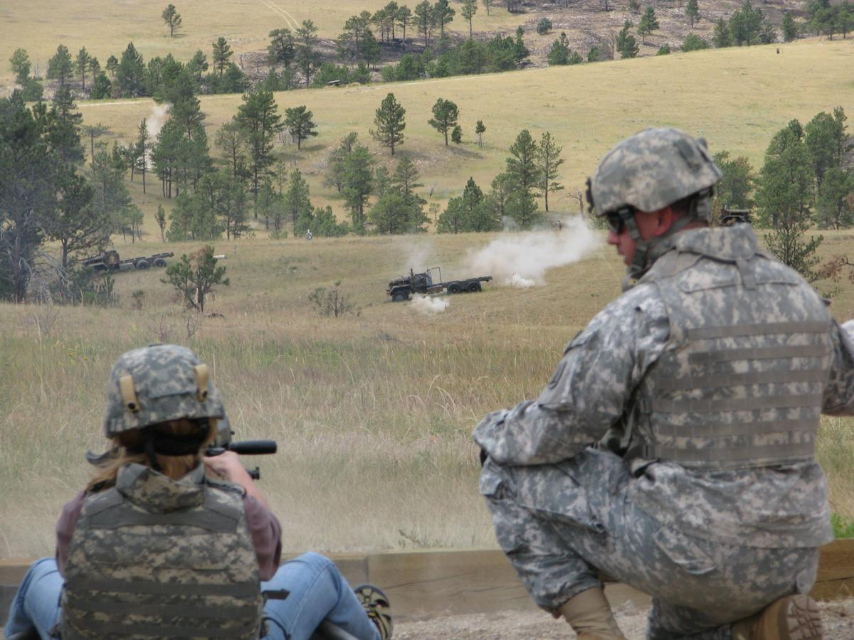 Force that protects U.S. nuclear weapons loses explosives on North Dakota road