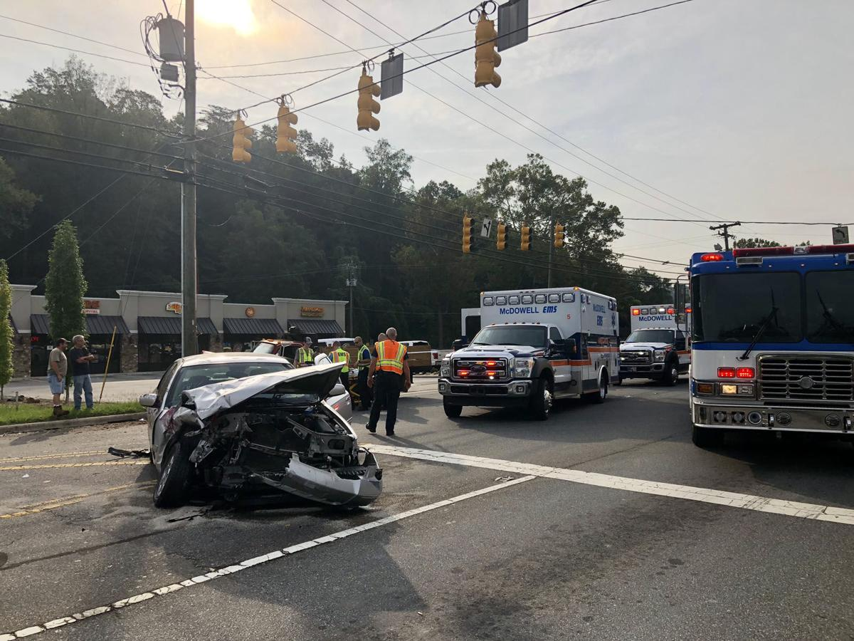 1 in ICU after morning collision in Marion