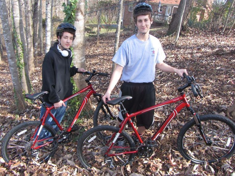 Donation helps ALC start bike club