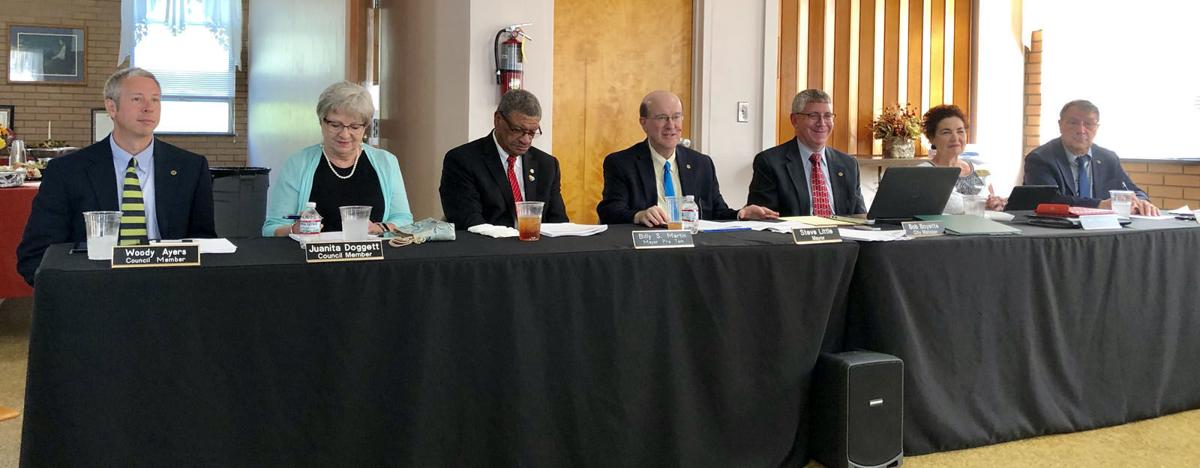 City Council meets with Marion East Community Forum