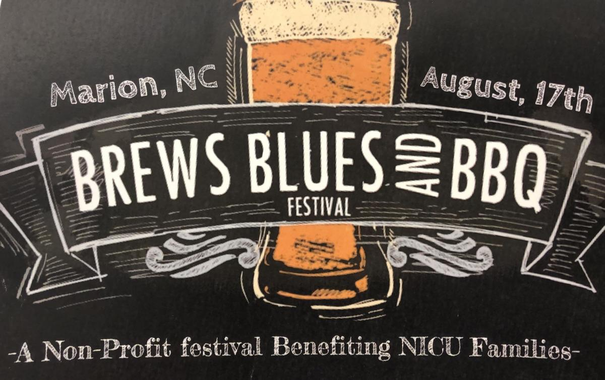 Brews, Blues & BBQ  Festival set for Saturday evening in downtown Marion