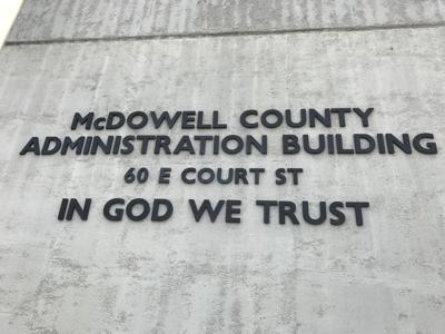 McDowell Commissioners to meet Monday