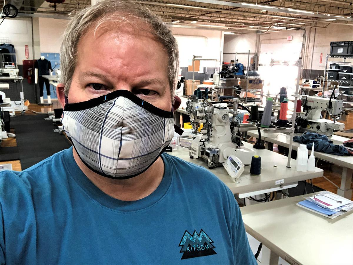 Kitsbow now making face shields, masks for first responders due to COVID-19