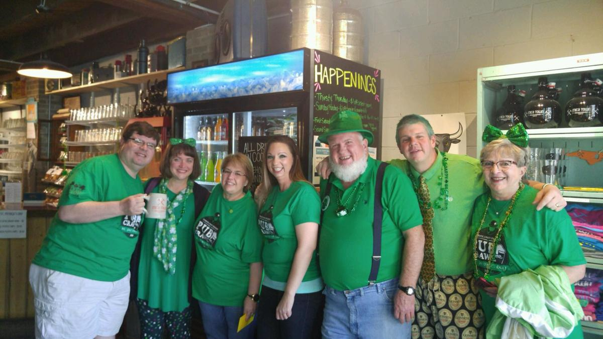 Downtown Marion to celebrate second St. Patrick's Day Pub Crawl on Saturday