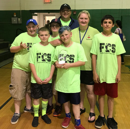 Victory for the Gear Heads: FCS robotics team crushes the competition