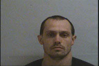Report: Man in car found with meth