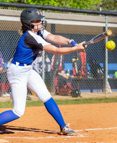 Freshman hurler stops Lady Titans in State 4A Playoffs