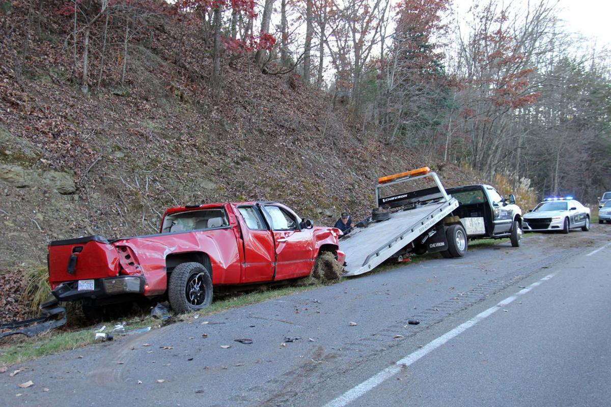 Pregnant Marion woman charged, injured in Burke wreck