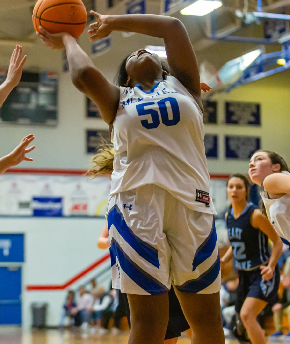 Shooting woes continue for Lady Titans in loss to Cavs
