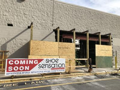 Shoe Sensation coming to McDowell Square