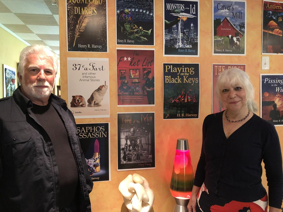 Arrowhead Gallery to hold first book-signing event featuring local author, sculptor