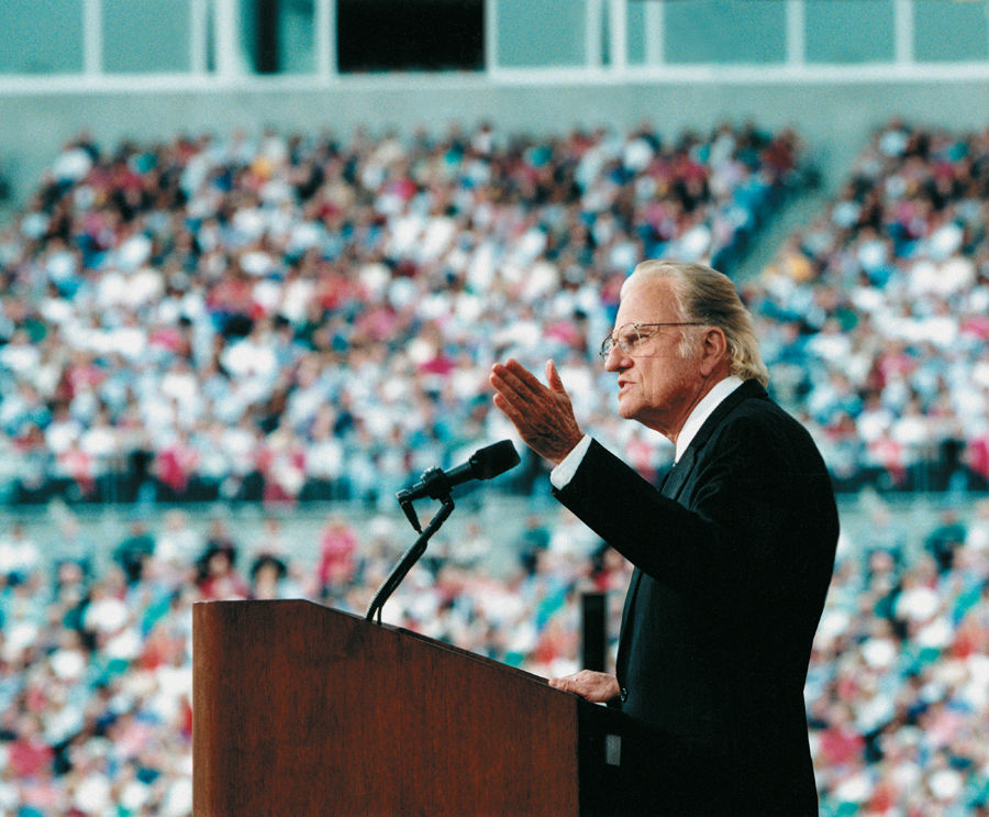 Billy Graham, 1918-2018; America's Pastor: Evangelist left his mark on the entire world