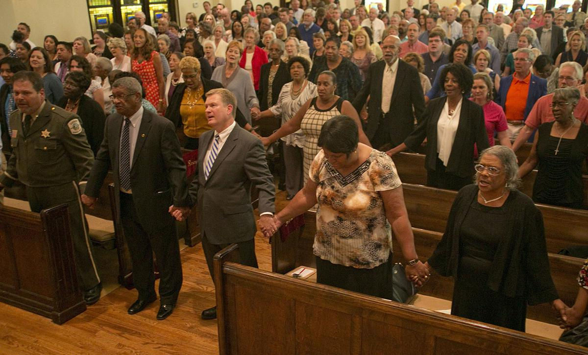 Second Unity service on Sept. 24 to involve all of McDowell